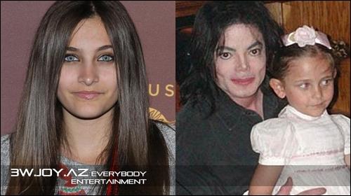 Michael Jackson'un qızı Paris Jackson