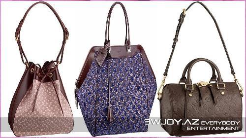 Louis Vuitton 2012-13 payız\qış çantaları