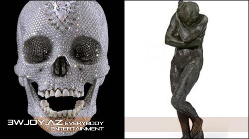 Dünyanın ən bahalı heykəlləri