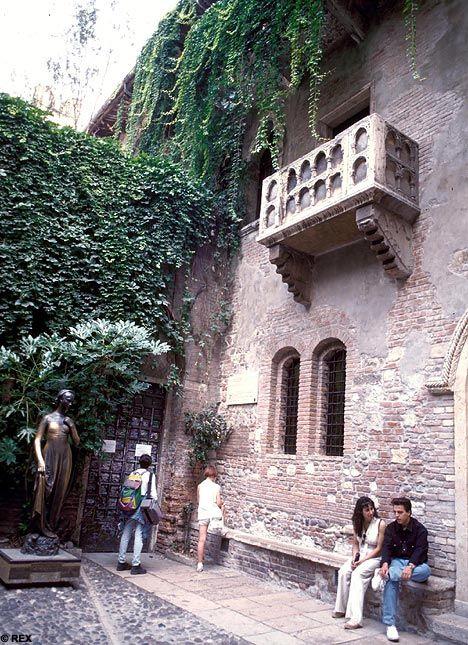 Romeo və Juliet -in sevgi şəhəri
