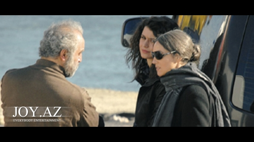 Beren Saat & Monica Belluci eyni filmdə