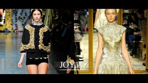 Yeni Trend: Barok stili