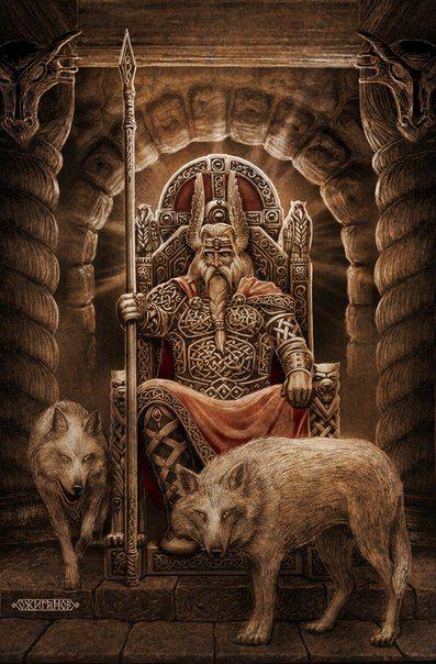 Картины Игоря Ожиганова - Тридевятое Царство
