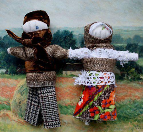 Кукла-оберег - Неразлучники - Тридевятое Царство