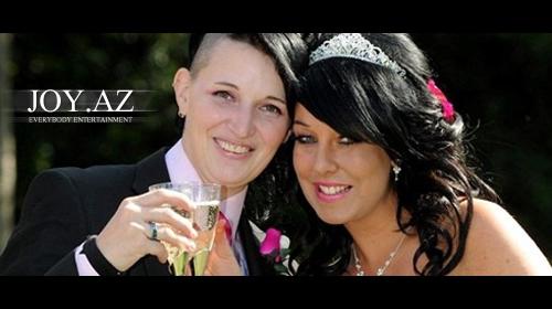 Nişanlısını tərk edərək qadınla evləndi