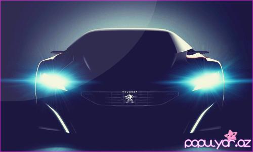 Concept Peugeot Onyx