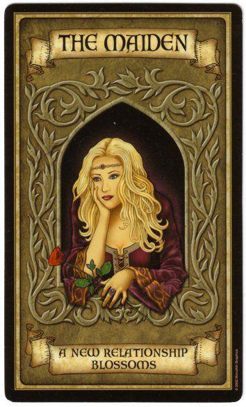 Оракул мадам Эндоры - Тридевятое Царство