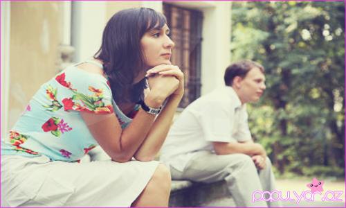 Boşanmaların səbəbi nədir?