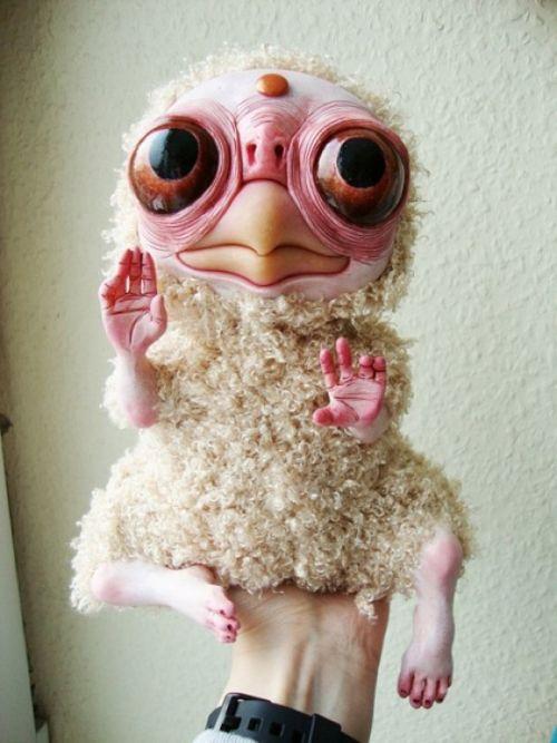 Страшно красивые игрушечки:))