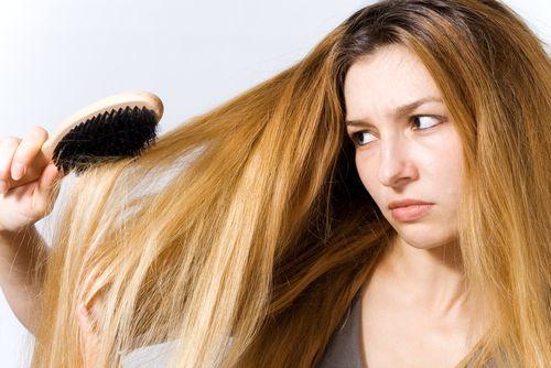 Fen və boya saçları tökmür!