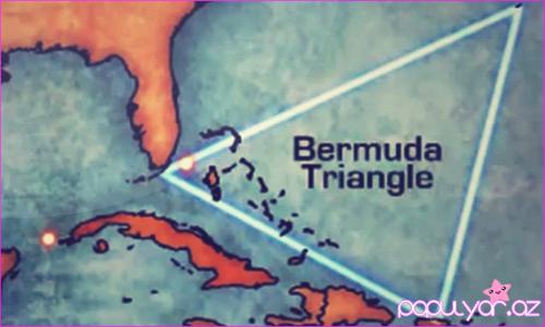 """""""Bermud üçbucağı""""nın altında şəhər tapıldı [2 video]"""