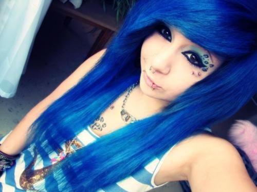 Emo girl