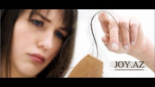 Saç tökülməsinin səbəbləri