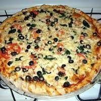 Evdə öz pizzanızı özünüz edin