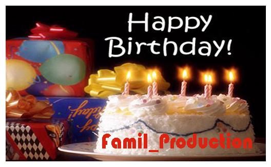 Famil_Production Ad Günü.....