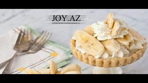 Bananlı Tartolet