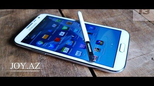 Yeni Galaxy Note 2