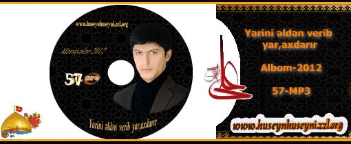 Huseyn Huseyni.Yarini əldən verib yar,axdarır.Albom-2012.MP3.Mərsiyə və rozələr-57-ədəd