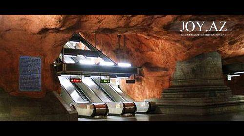 Metro yoxsa muzey?