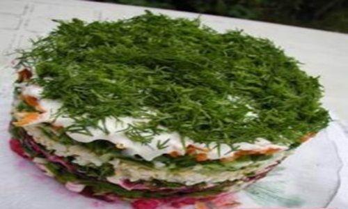 İncəlik salatı
