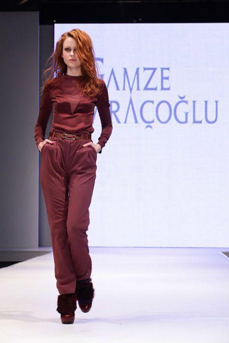 Gamze Saraçoğlu 2012-2013  payız- qış kolleksiyası