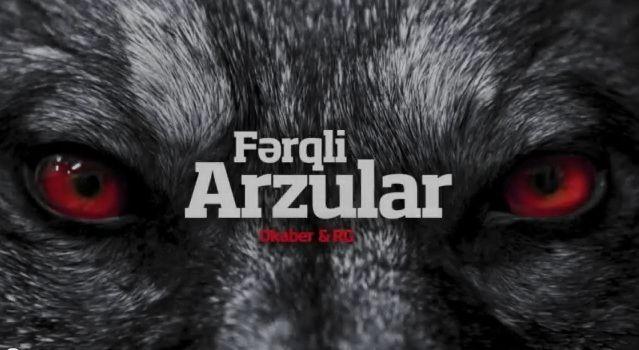 Okaber - Fərqli Arzular (feat. RG) (2012) Exclusive