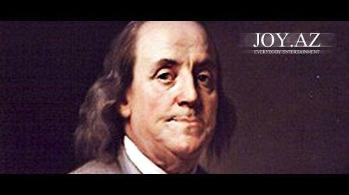 Benjamin Franklin'dən sitatlar