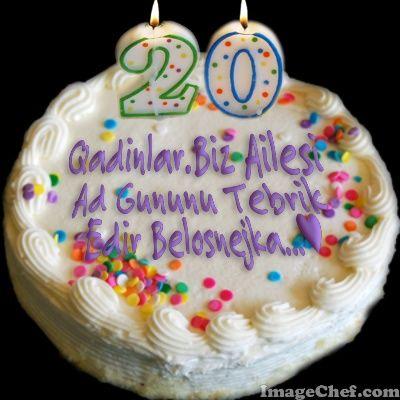 Happy Birthday _BELOSNEJKA_