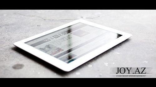Yeni iPad...