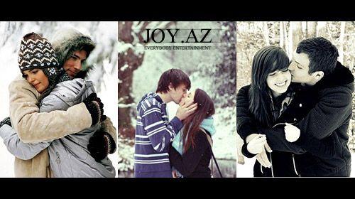 Qış üçün sevgi avatarları