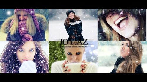 Qızlar üçün qış avatarları