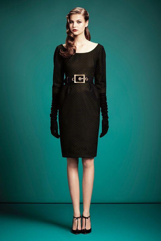 Gucci pre-fall 2013 kolleksiyası (2-ci hissə)