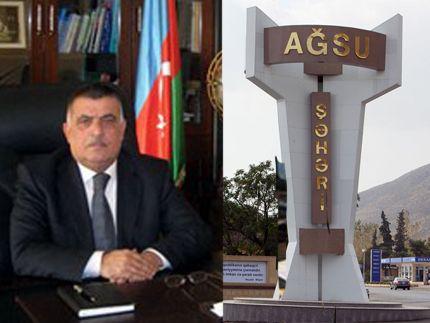 Ənvər Seyidəliyevin Ağsu projesi