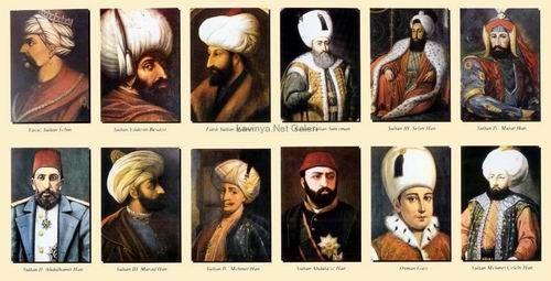 Zəhərlə öldürülən osmanli sultanları