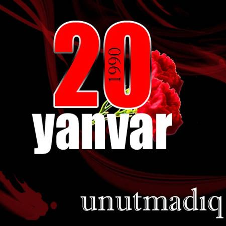"""""""20 Yanvar"""" - 25 il"""