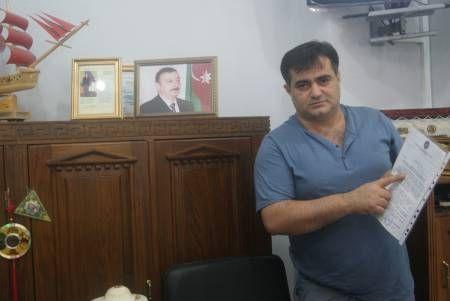 Hacıbala Abutalıbovdan 500 min avro təzminat tələb edəcəm