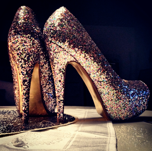My Glitter World =)