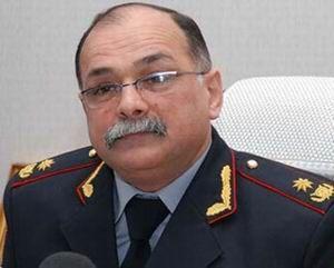 Polis generalı sabiq millət vəkilinə qarşı