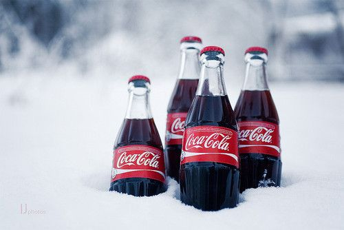 My favourite drink - Cola