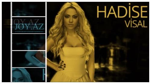 Hadise - Visal [2013 Single Albom]