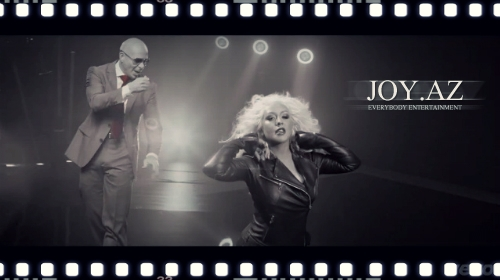 Pitbull feat Christina Aguilera - Feel This Moment