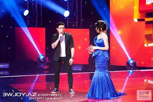 Azərbaycanı 'Eurovision'da təmsil edəcək Fərid Məmmədov haqqında