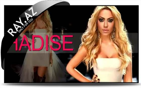 Hadise-Visal {Full Single Album 2013}
