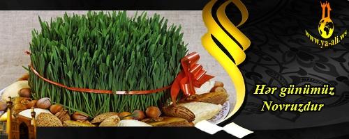 Novruz Bayramının Əməlləri