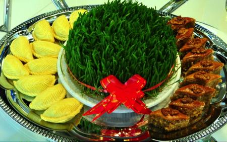 Admin və redaktorlar sizi Novruz bayramı münasibətilə təbrik edir!