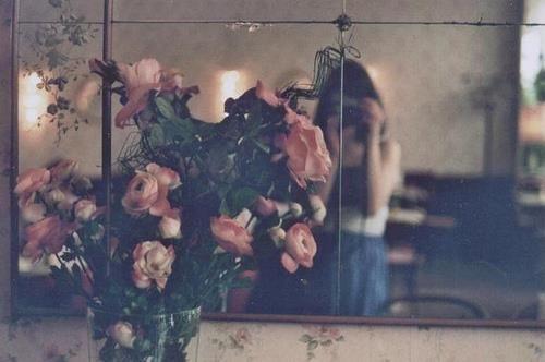 The mirror is my best friend