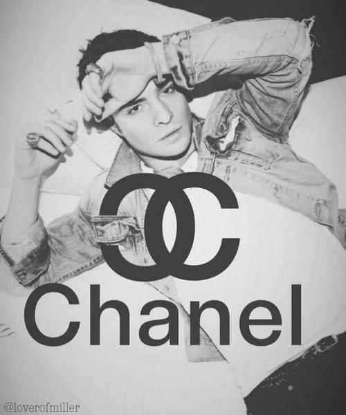 Chanel is my favourite Brend