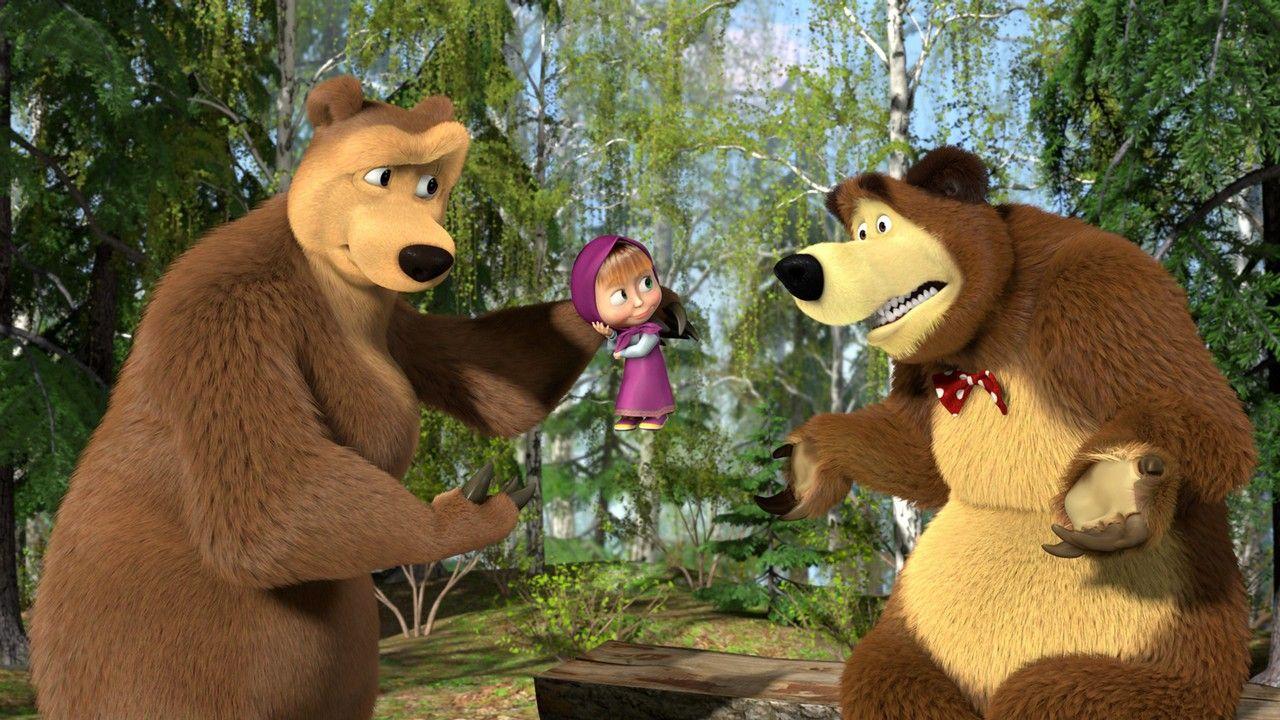 Маша и Медведь [3]
