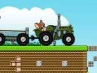 Tom və Jerry Traktor