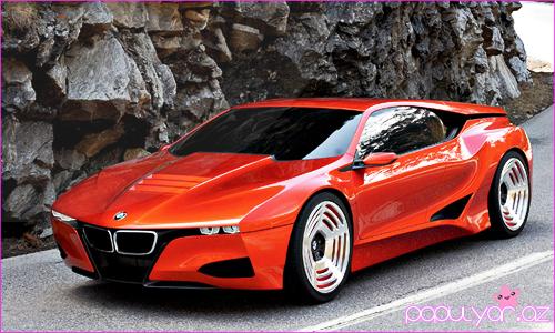 BMW - dən sport maşınlar